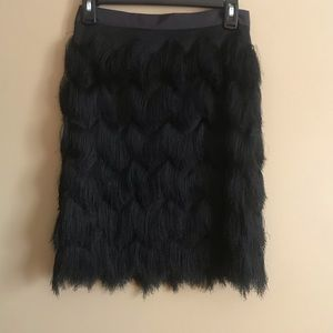Vince Camuto  flapper skirt